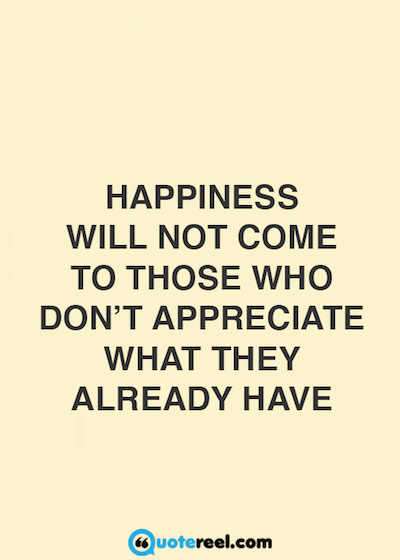 21 Quotes About Happiness - QuoteReel