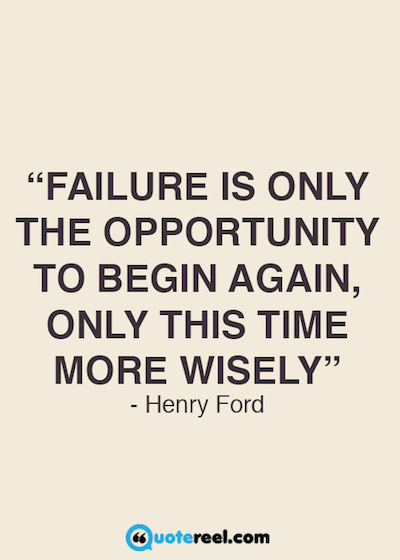 21 Best Failure Quotes - QuoteReel