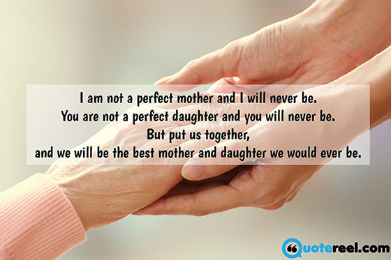 50 Mother Daughter Quotes To Inspire You Text And Image