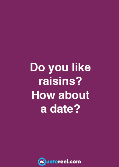 Funny dating pick up lines