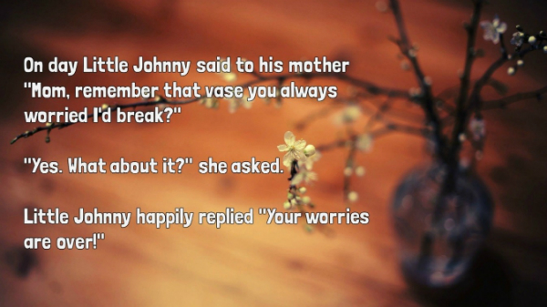 Little Johnny joke 9