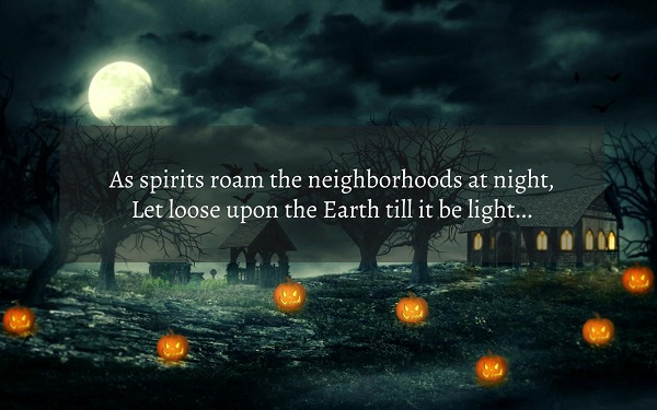 Wonderful Halloween Quotes