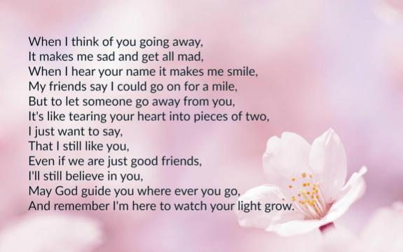 Best Friends Poems | Text & Image Poems | QuoteReel