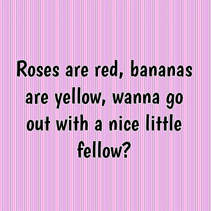 Cute Pick-up Lines
