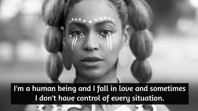 Top 10 Beyonce Quotes To Empower You Today - QuoteReel