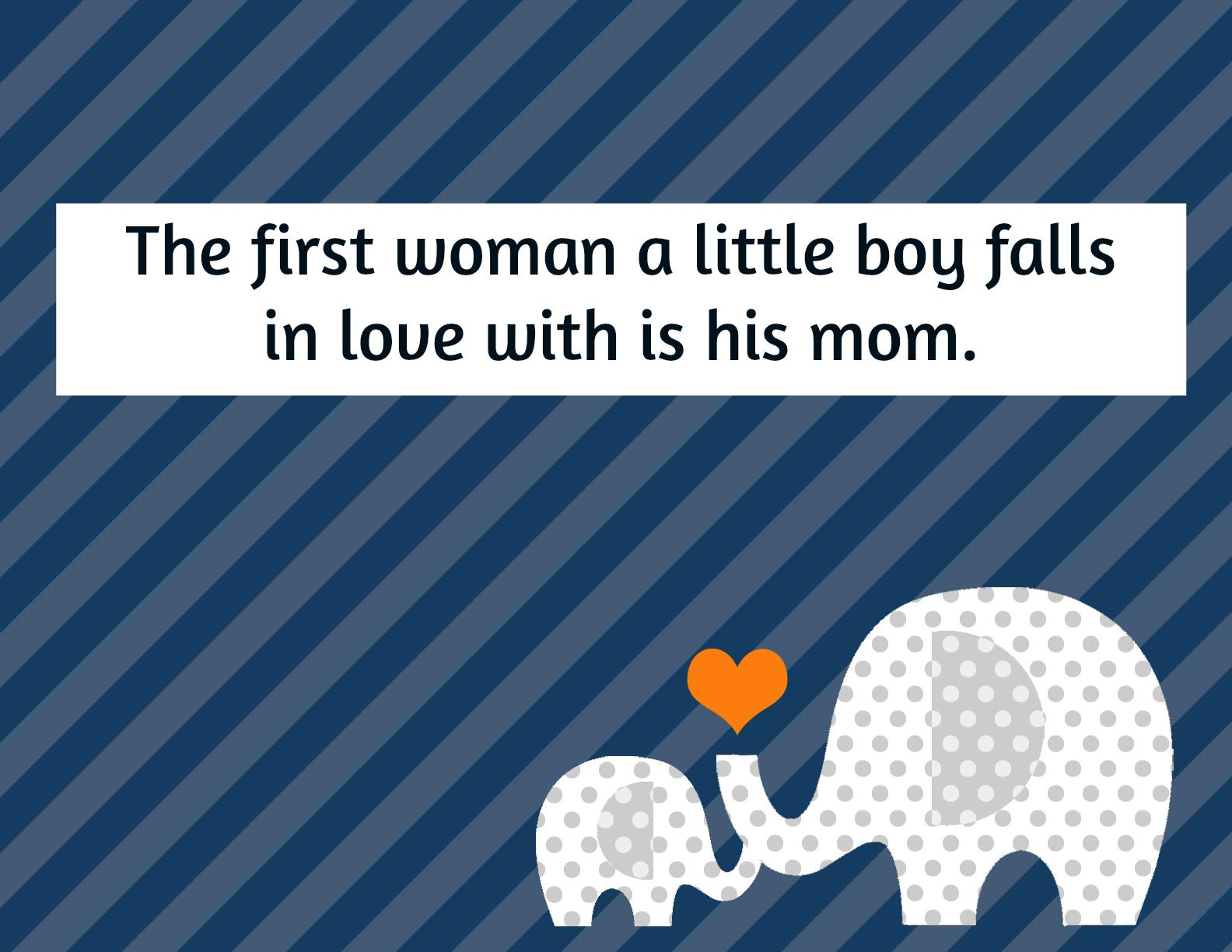 Baby Boy Quotes Hand Picked Text Amp Image Quotes Quotereel