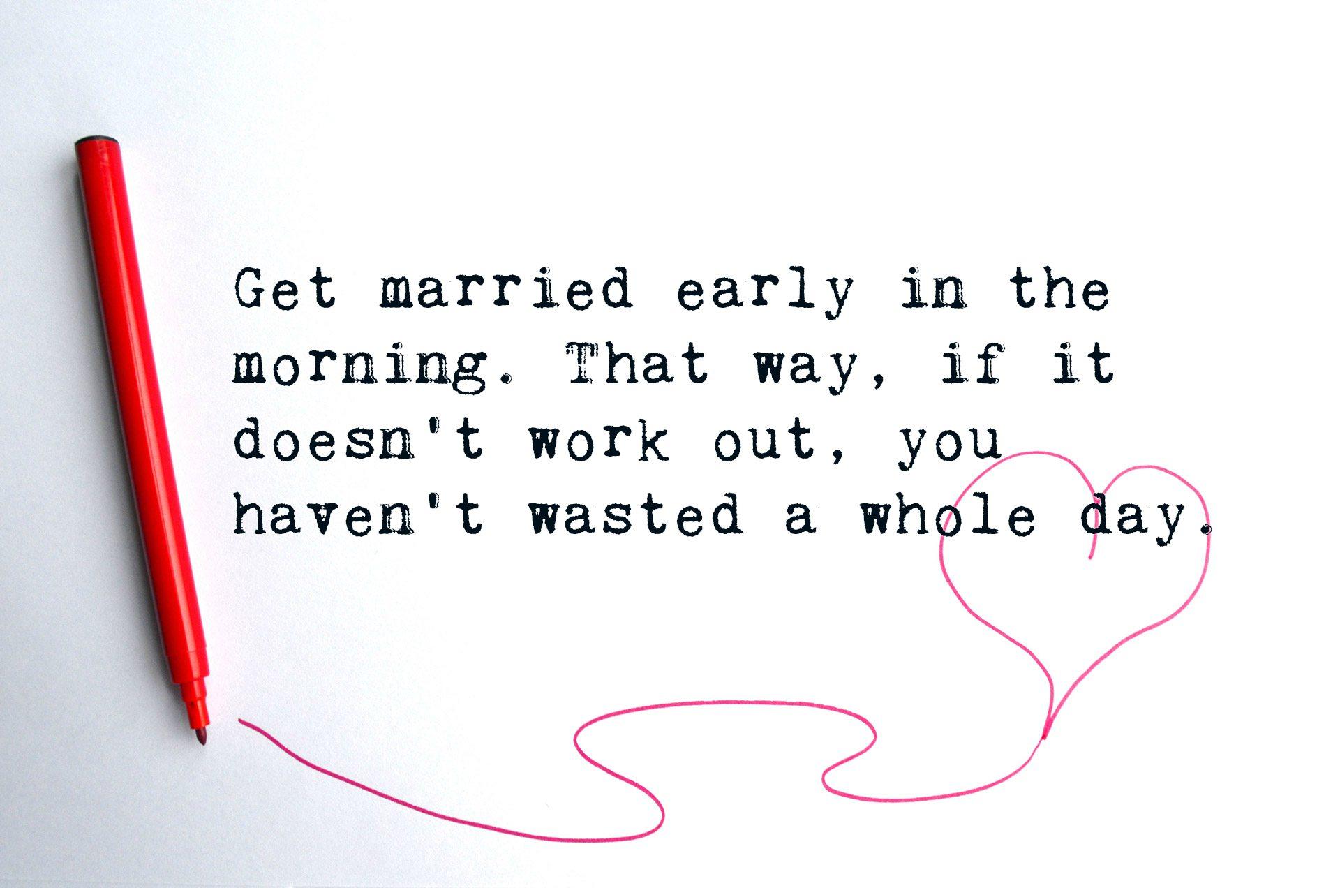 Funny Valentine's Quotes