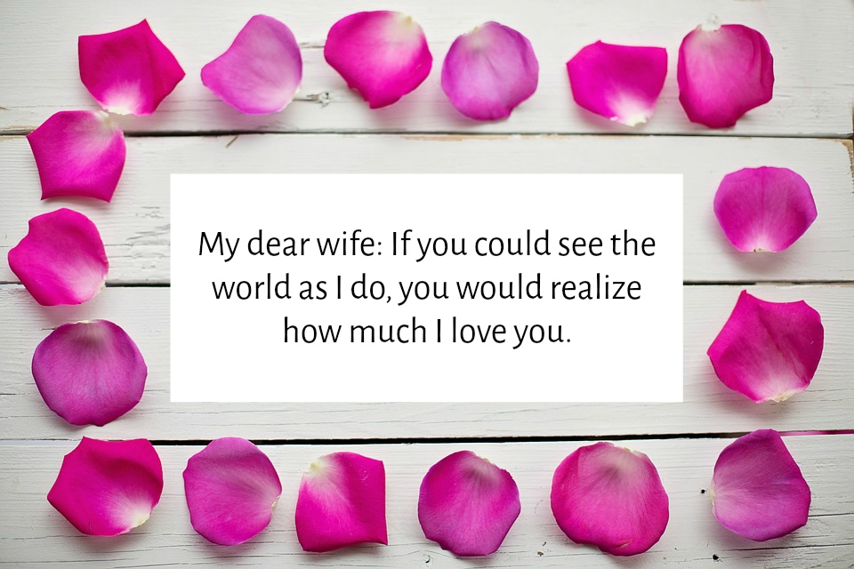 Valentineu0027s Day Quotes For Wife