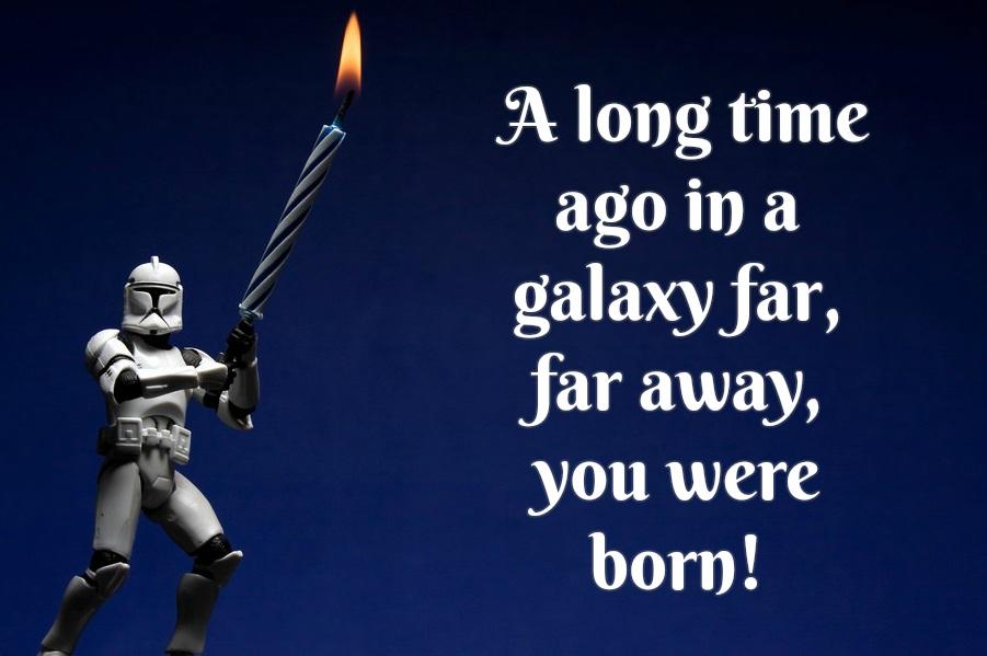 Star Wars Birthday Quotes