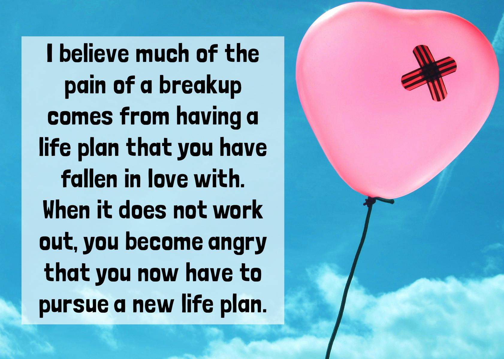 Break Up Text Quotes: Text & Image Quotes