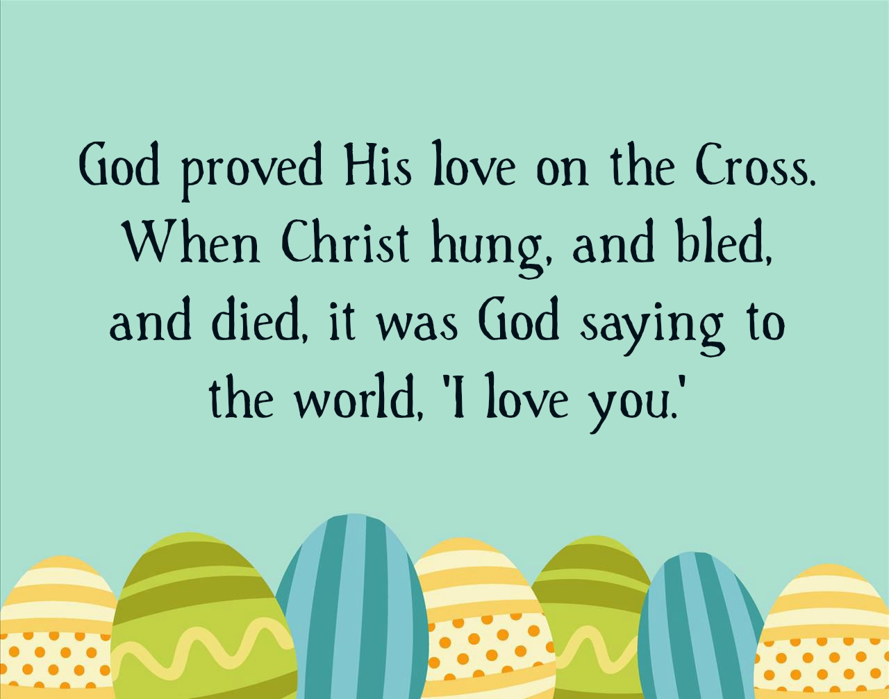 Easter Quotes | Text & Image Quotes | QuoteReel