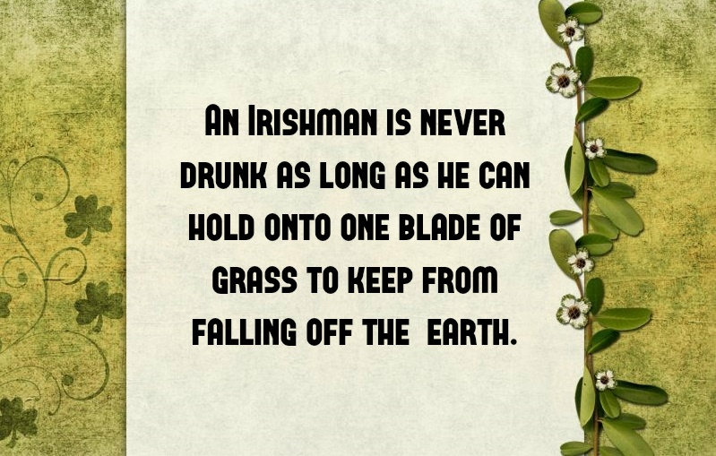 St Patricks Day Quotes Cool 48 Funny St Patrick's Day Quotes To Share In 48