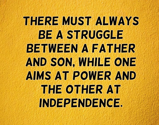 Father And Son Quotes | Text & Image Quotes | QuoteReel