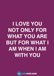 Great love quotes | QuoteReel