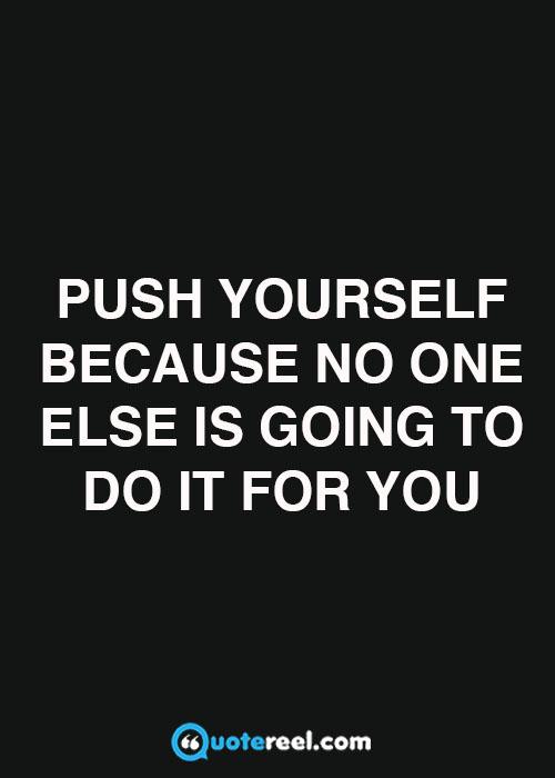 Self motivation quote | QuoteReel
