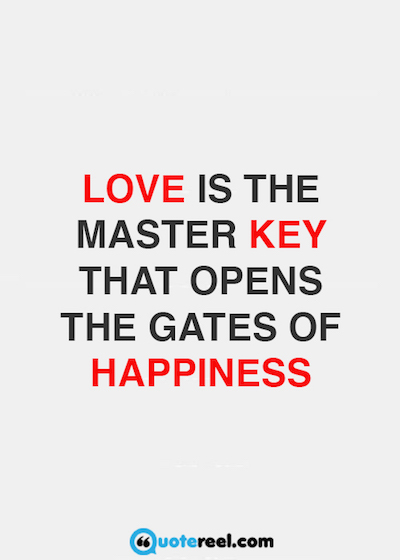 Happiness Love Quotes Best 21 Quotes About Love  Hand Picked Text & Image Quotes  Quotereel