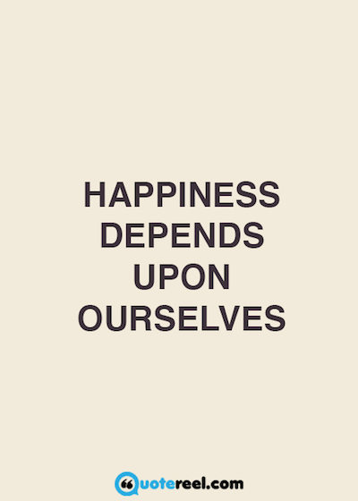 Quotes Happiness Adorable 21 Quotes About Happiness  Hand Picked Text & Image Quotes
