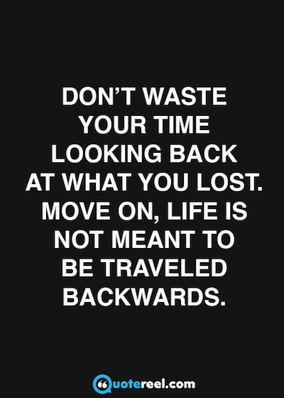 Time To Move On Quotes Inspiration 21 Quotes About Moving On  Hand Picked Text & Image Quotes