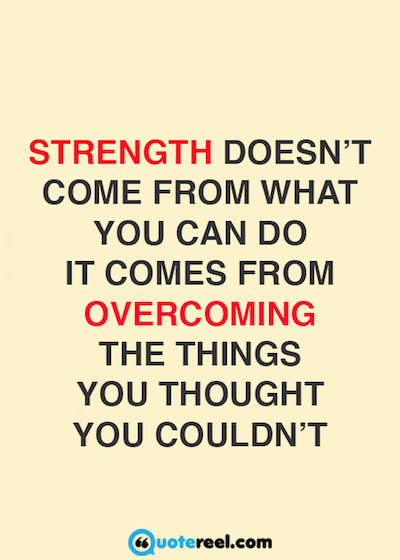 Quotes About Strength Endearing 21 Quotes About Strength  Hand Picked Text & Image Quotes  Quotereel