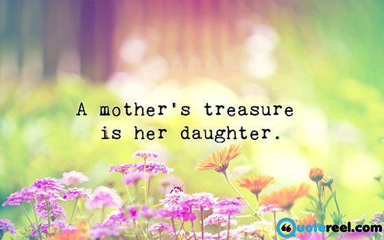 Mother Daughter Quotes