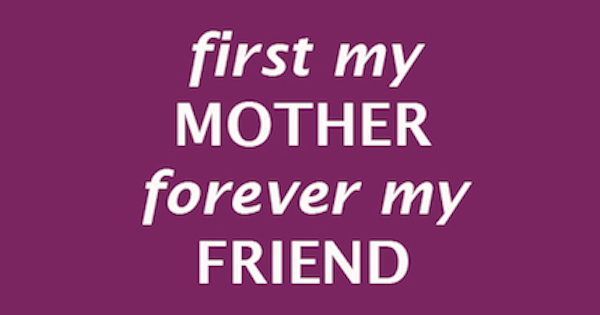 50+ Mother Daughter Quotes To Inspire You | Text And Image