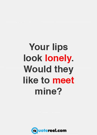 flirting quotes sayings pick up lines free online 2017