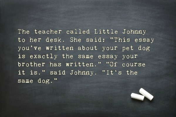 Little Johnny joke 6