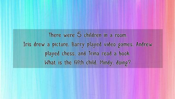 Tricky Riddle