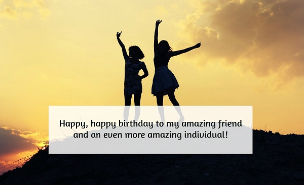 Birthday wish for friends 2 quotereel birthday wish for friends 2 m4hsunfo