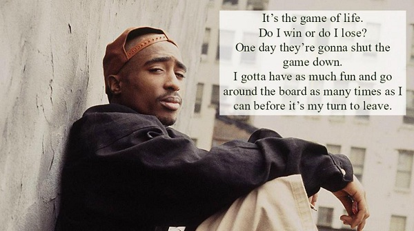 Greatest Tupac Quotes Of All Time Quotereel