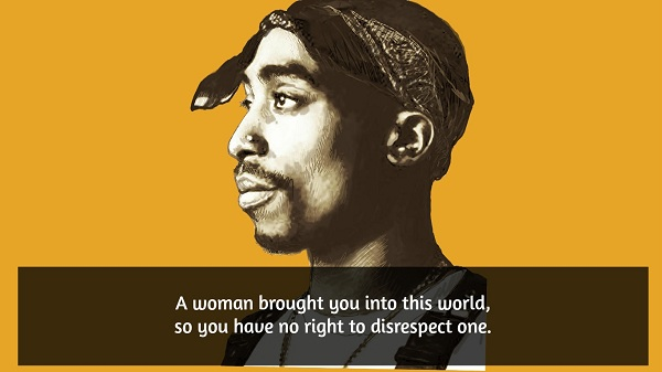 Greatest Tupac Quotes Of All Time - QuoteReel