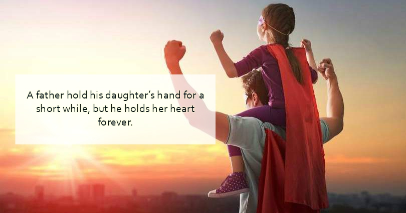 Father Daughter Quotes  Image And Text Quotes  Quotereel-6805
