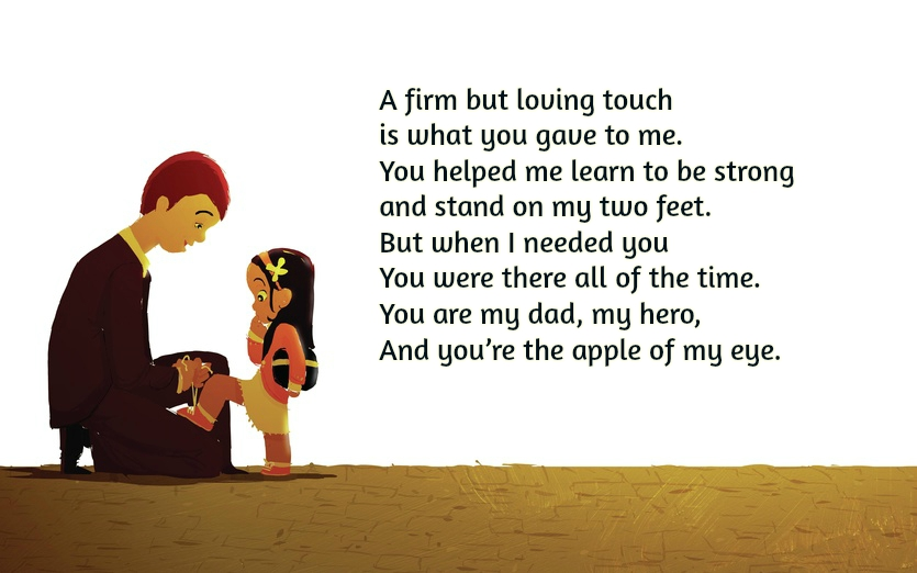 Father Daughter Poems Image Text Poems On Quotereel