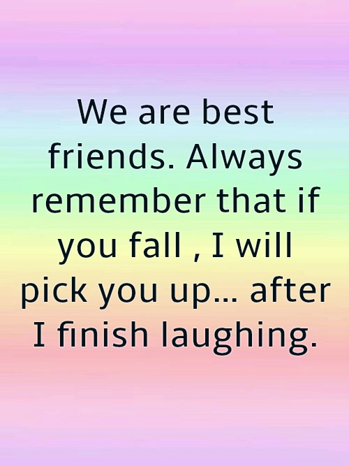 Funny Friendship Quotes 2018 | See Our Updated Funny ...