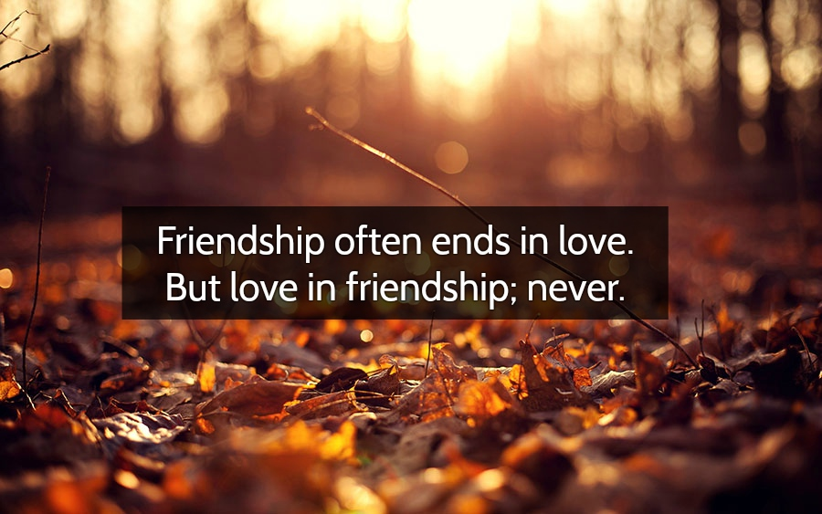 Sad Friendship Quotes
