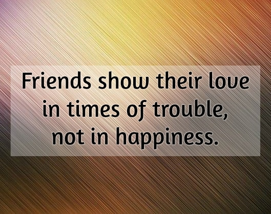 Short Friendship Quote 6 | QuoteReel