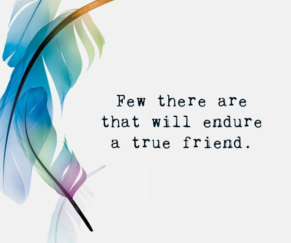True Friends Quotes