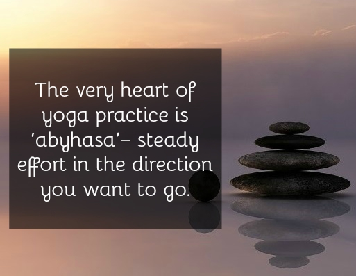 Yoga Quotes | Text & Image Quotes | QuoteReel