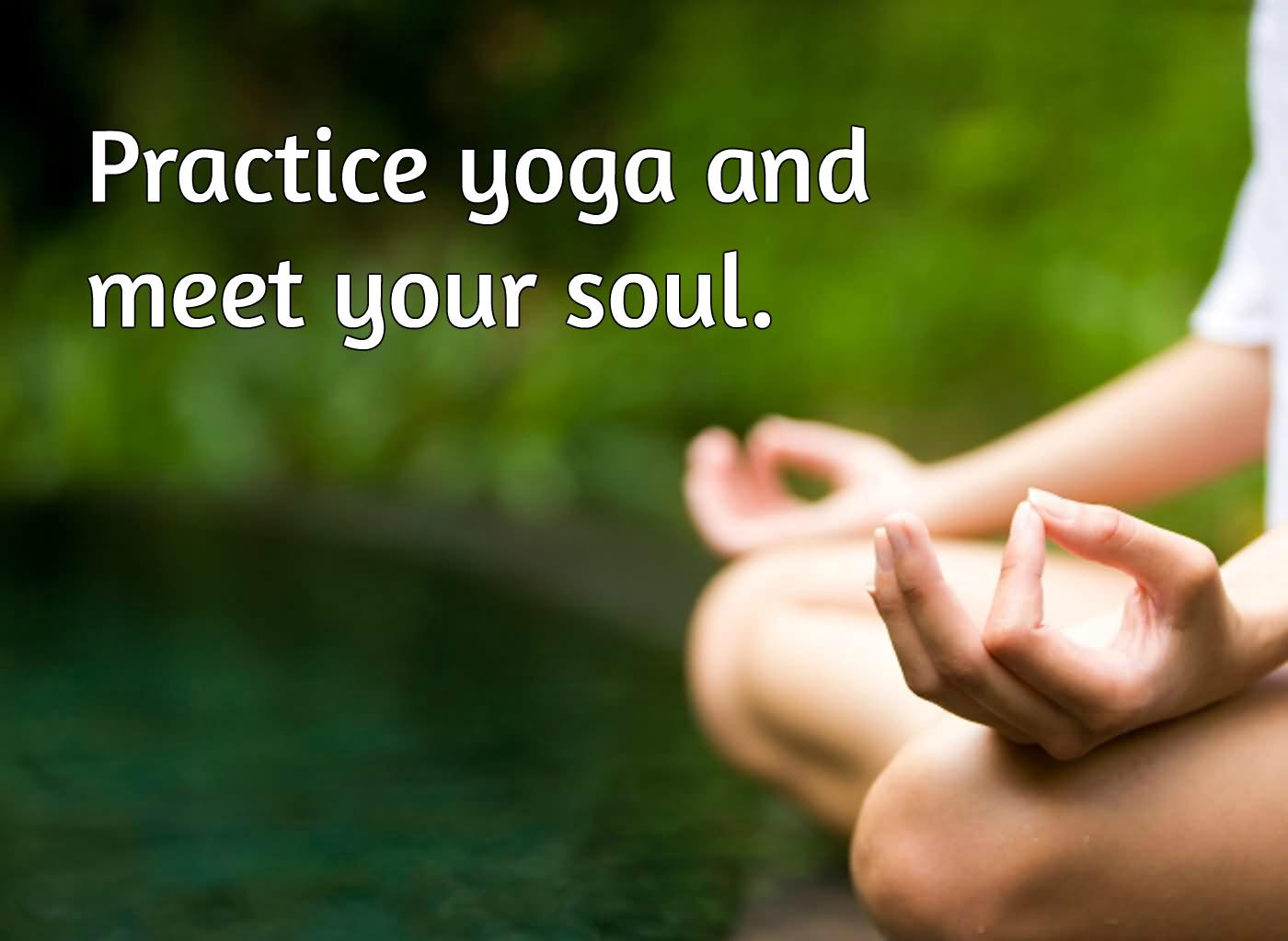 Yoga Slogans