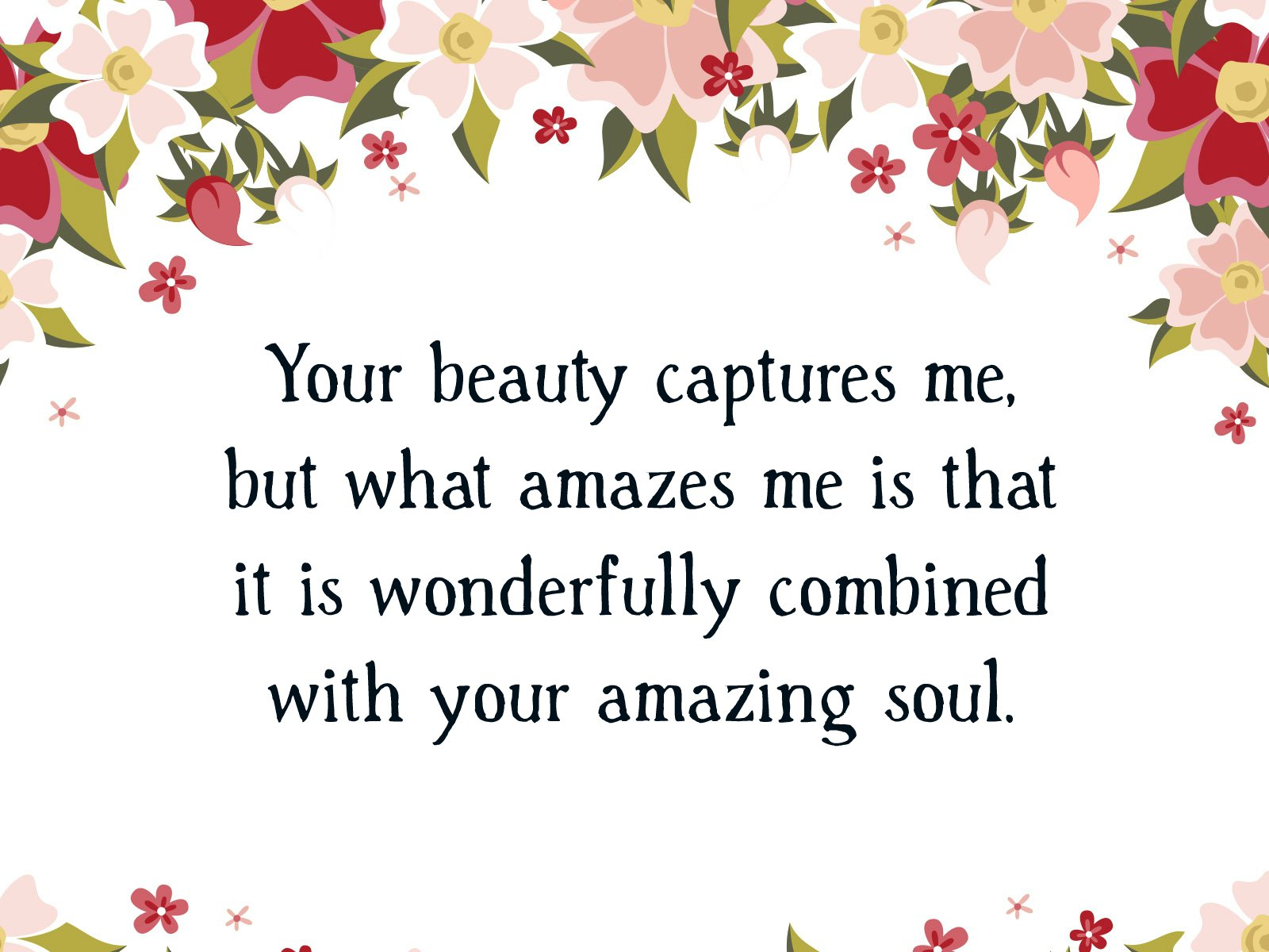 Beautiful Compliments