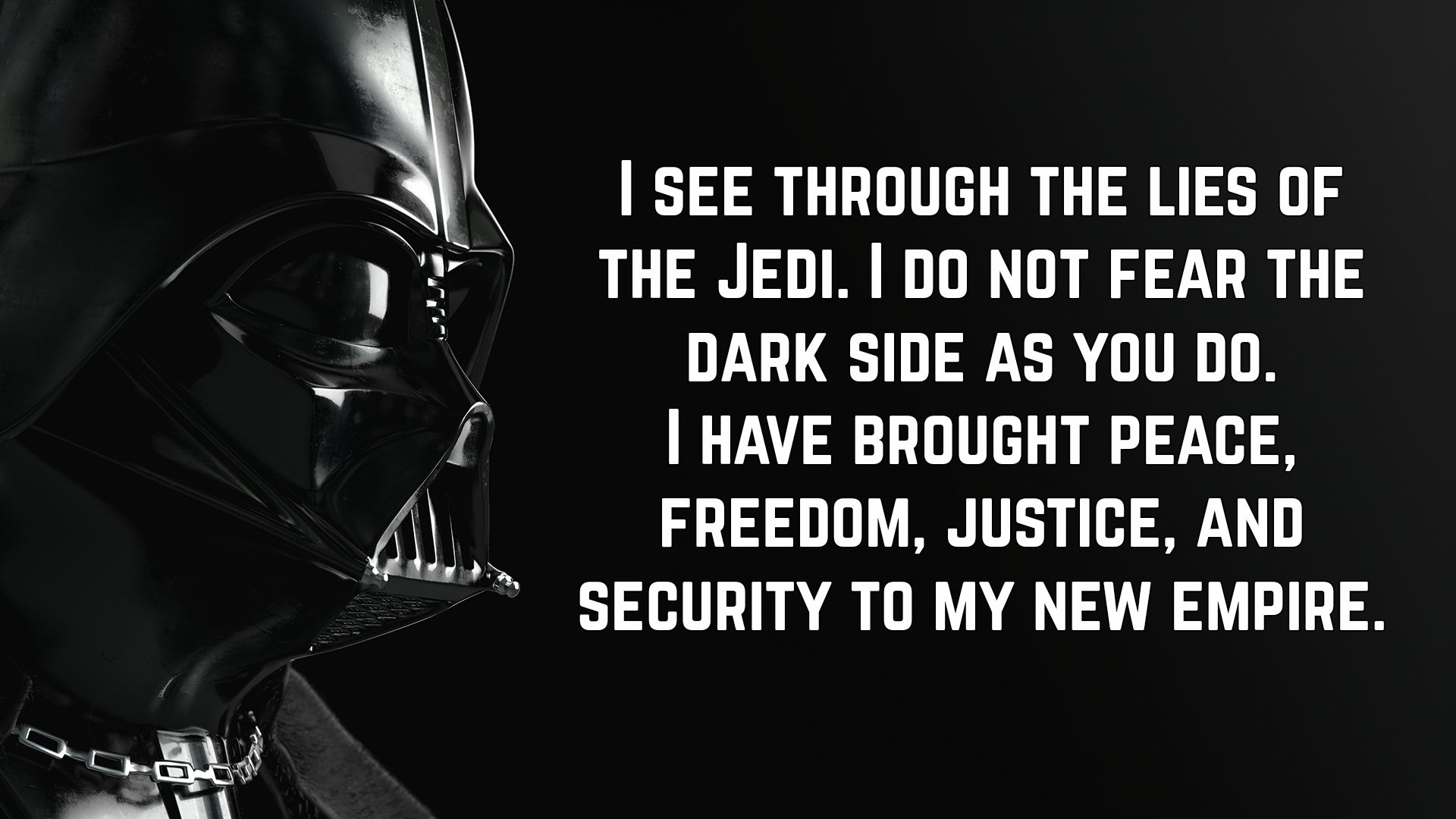 Darth Vader Quotes