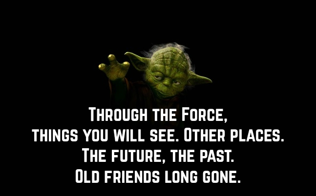 Yoda Quotes Text Image Quotes QuoteReel Interesting Quotes Yoda