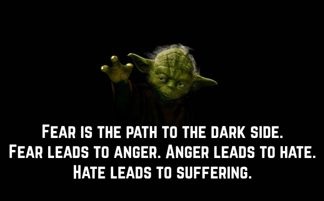 Famous Yoda Quotes Try Quote You Will  Jordan Canon