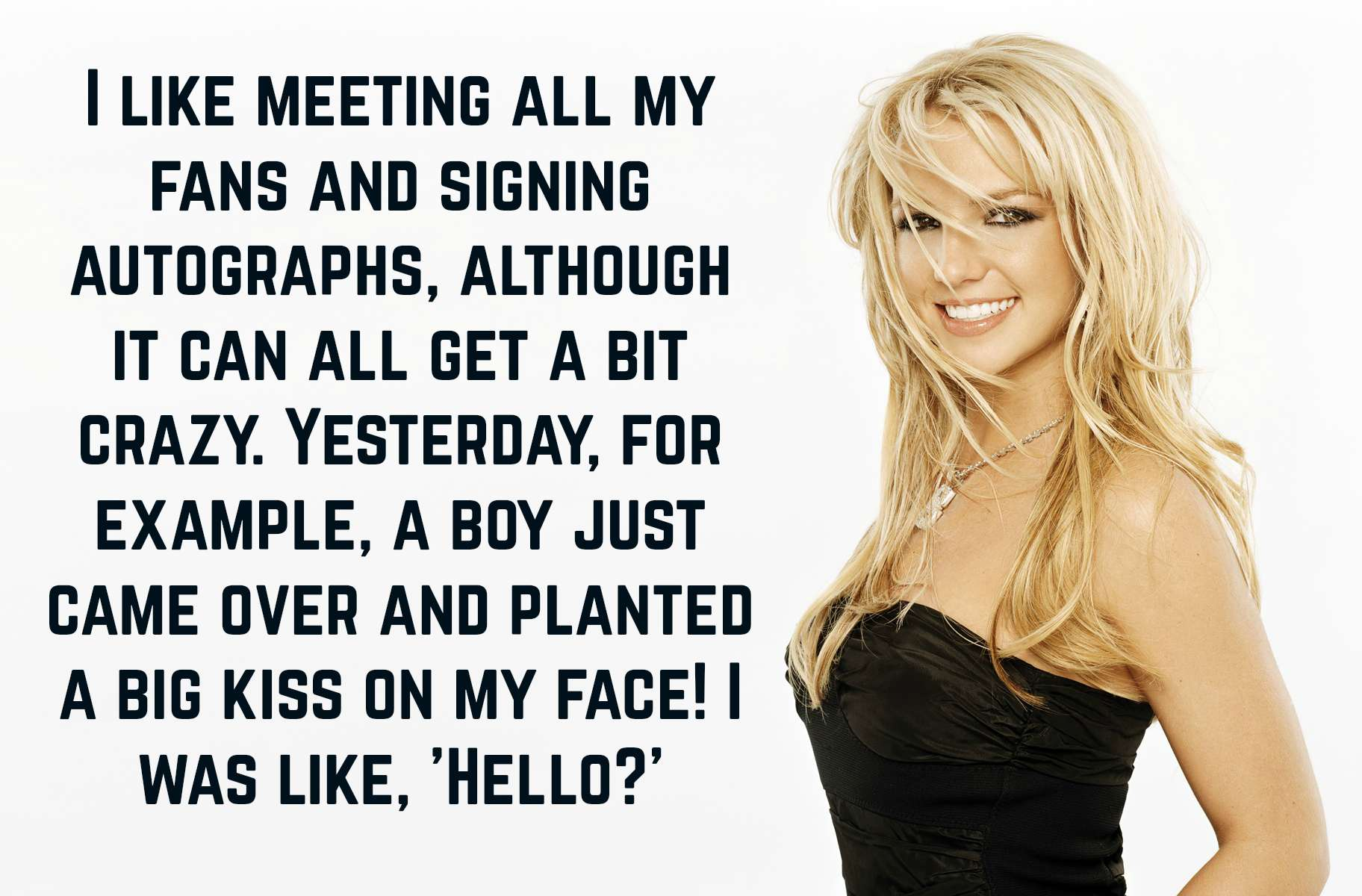 Britney Spears Quotes