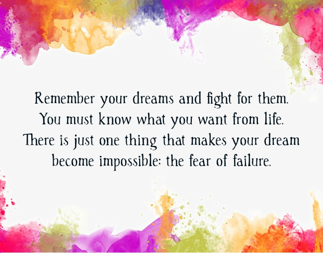 Dream Quotes