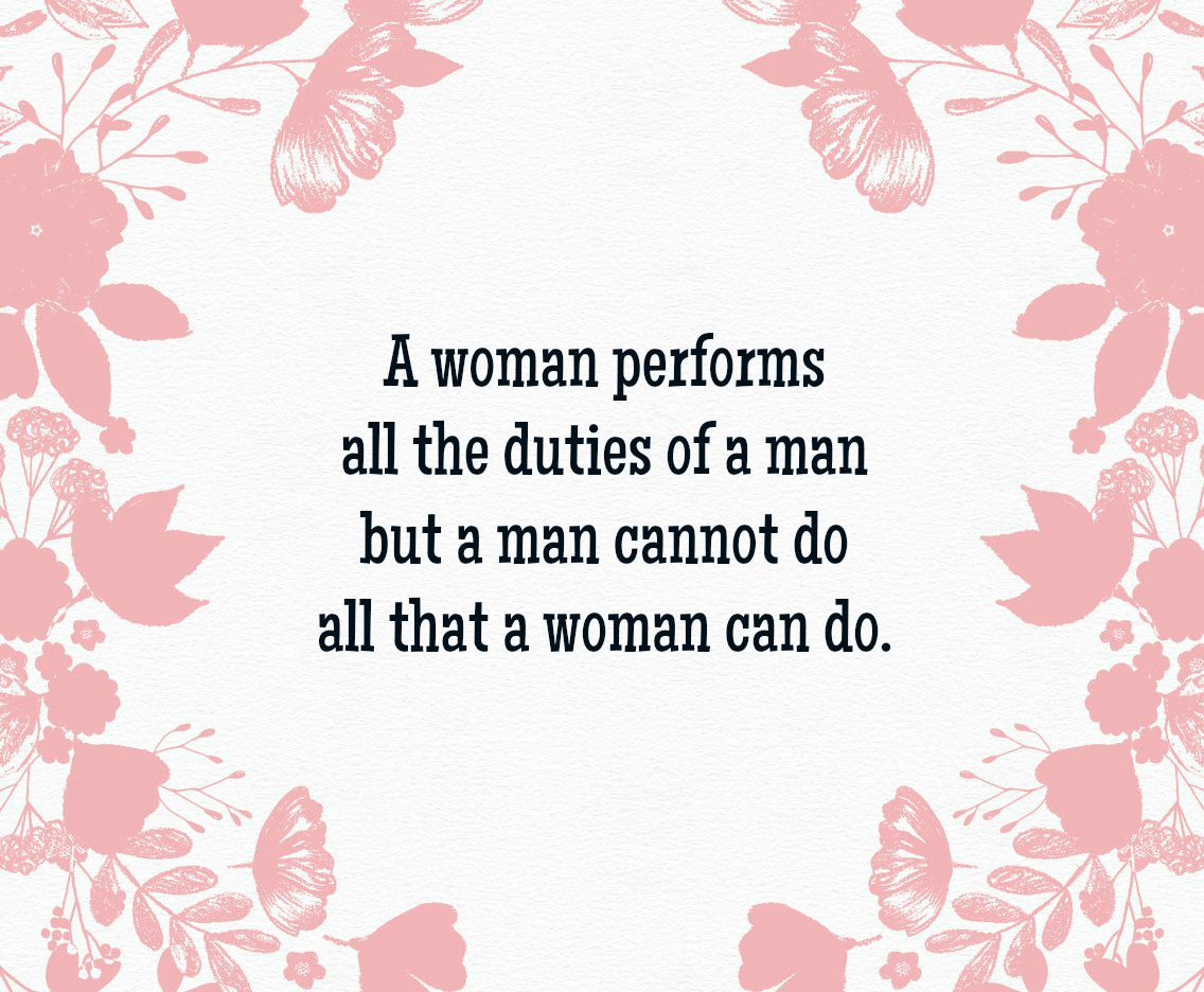 10 International Womens Day Quotes To Show Your Appreciation