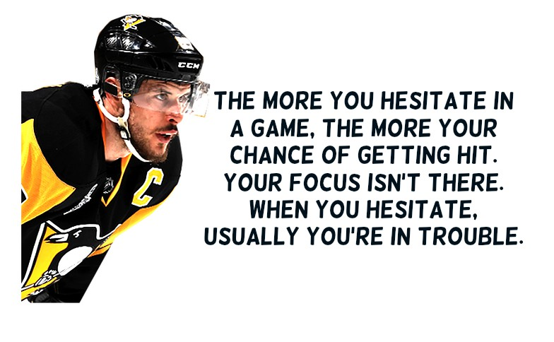 Sidney Crosby Quotes