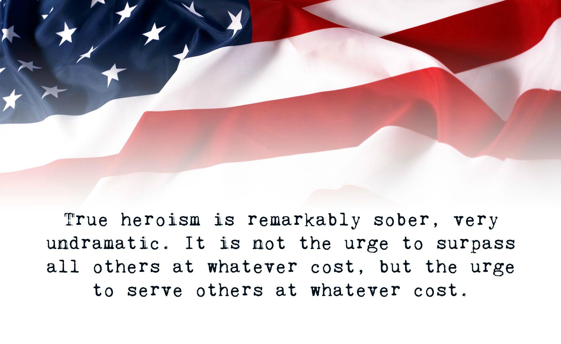 Veteran Quotes | Text & Image Quotes | QuoteReel
