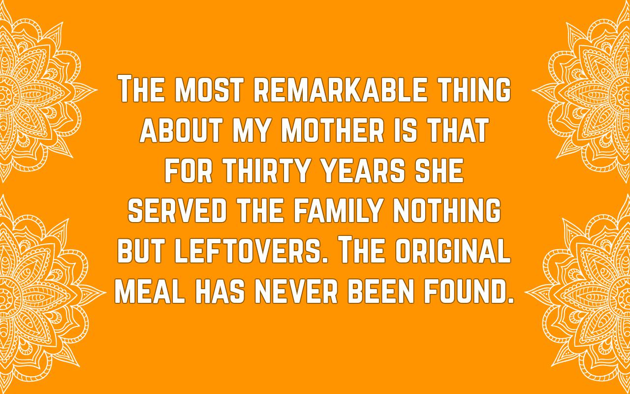 Funny Mothers Day Quotes | Text & Image Quotes | QuoteReel