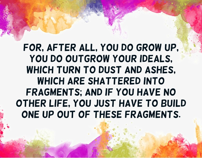 Growing Up Quote 2 Quotereel